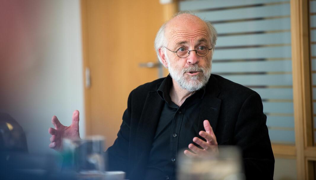 Rektor Petter Aasen ved Universitetet i Sørøst-Norge har et innspill til den kommende regjeringsplattformen.