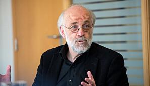 Rektor Petter Aasen ved Universitetet i Sørøst-Norge. Foto: Skjalg Bøhmer Vold