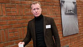 Rektor ved OsloMet, Curt Rice, forventer at det kommer en løsning for de internasjonale studentene.