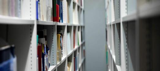 Åpen publisering av forskning var knapt på plass...Så kom kalddusjen