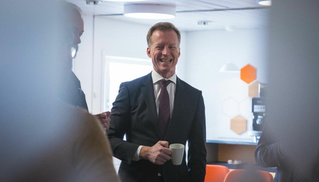 Curt Rice gir seg som OsloMet-rektor i sommer. I stedet blir han rektor ved NMBU.