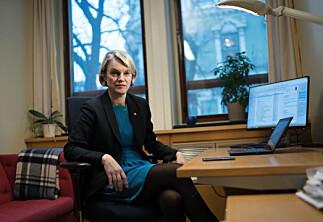 Nina Sandberg blir ny generalsekretær i UHR