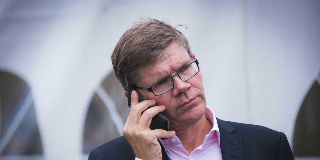 Rektor Svein Stølen ved Universitetet i Oslo mener en rangering etter publiseringspoeng blir for unyansert når forskningsinstitusjoner skal måles.