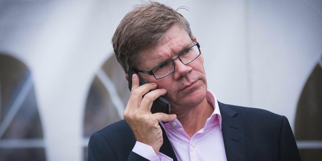 UiO rektor Stølen understreker at han skjønner alvoret og fortvilelsen.