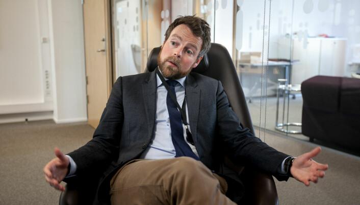 Også på seminar: Statsråd Thorbjørn Røe Isaksen.