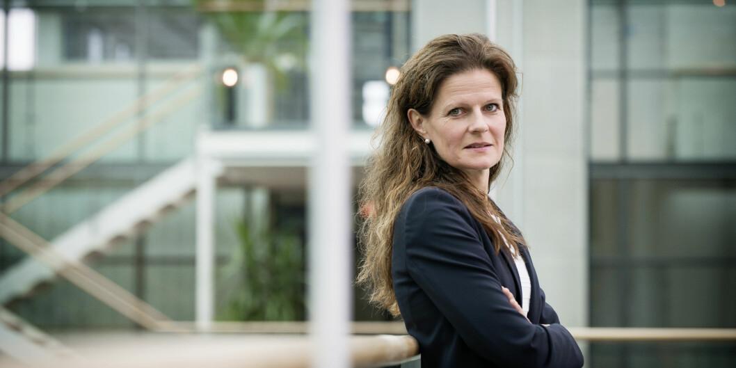 Cathrine M. Lofthus, administrerende direktør i Helse Sør-Øst RHF. Foto: Helse Sør-Øst RHF