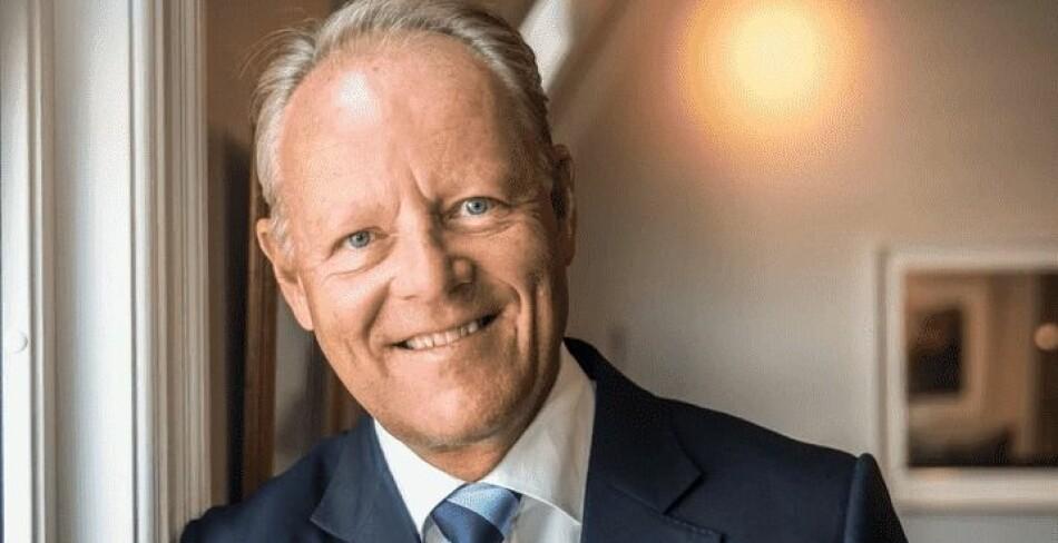 Rune Rinnan, direktør i Televenture og forvalter av fire fond som investerer i oppstartselskaper basert på forskning. Foto: Televenture