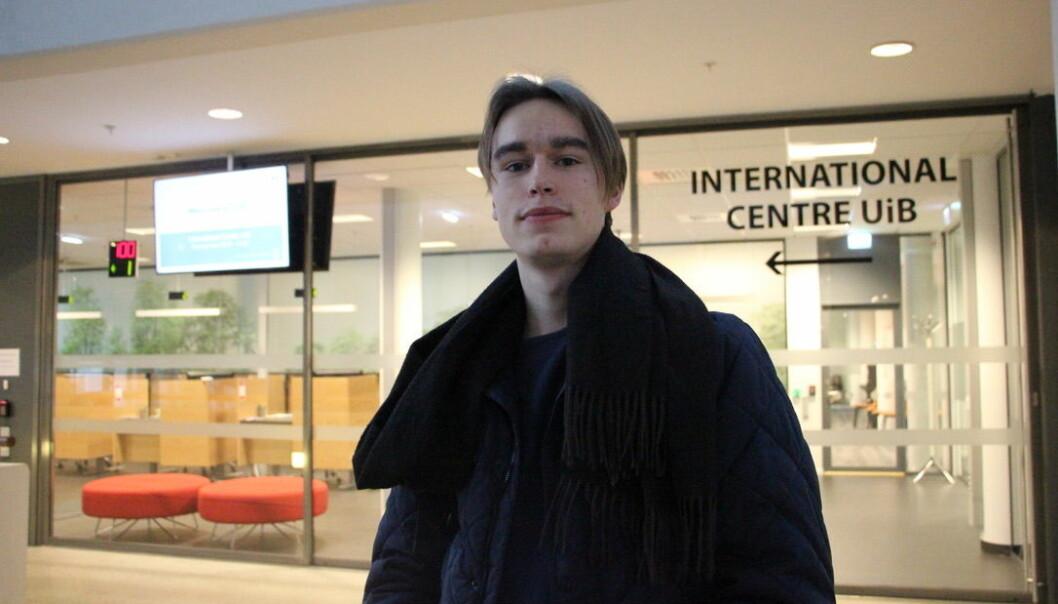 Olav Torvik Sem er fornøyd med sitt valg. Foto: Anne Skifjeld
