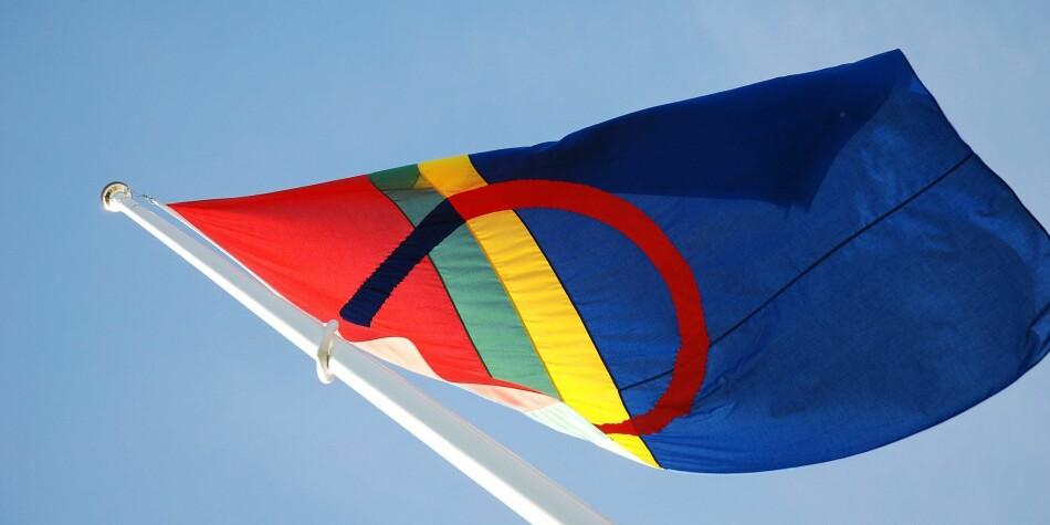I år markerer OsloMet for tredje år på rad samenes nasjonaldag. Foto: Silje Bergum Kinsten/norden.org