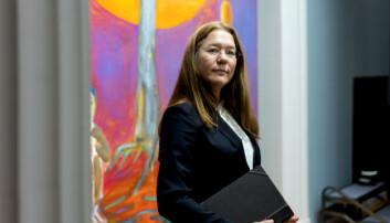 Anine Kierfulf, førsteamanuensis, Institutt for offentlig rett.