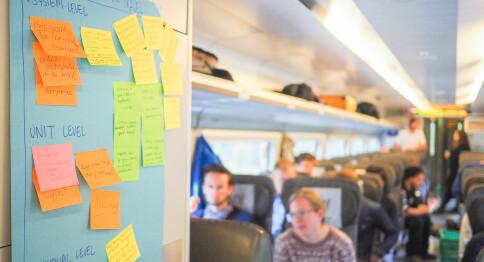 Ny reiseavtale i staten: Beste tilbydar på tog blei vinnaren