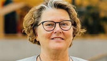 Prorektor Astrid Birgitte Eggen ved Universitetet i Stavanger.