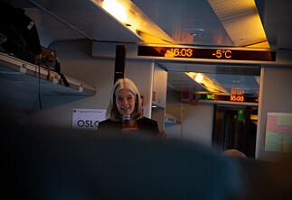 Frakter ansatte i egen togvogn til bærekraftkonferanse i Bergen