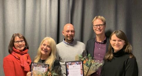 Høyskolen Kristiania gir to professorer status som merittert underviser