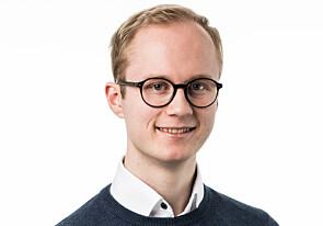 Håvard Ulsaker. Foto: Privat