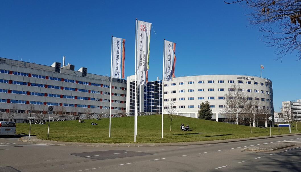 Universiteit Maastricht ble utsatt for et omfattende dataangrep. Foto: Wikimedia/Kleon3 (CC BY-SA 4.0).