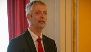 UiO-professor Steinar Holden har ledet utvalget som har sett på behov for mer og riktig kompetanse til arbeidslivet. Foto: Runhild Heggem