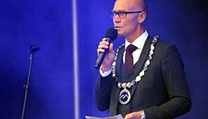 Steinar Kristoffersen er sittende rektor ved Høgskolen i Molde. Foto: