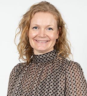 Hildegunn Vada, avdelingsdirektør i Uninett.