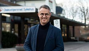 Rektor ved VID vitenskaplige høgskole, Bård Mæland, sier det er en viktig milepæl for høyskolen at de nå har fått sine første meritterte undervisere.