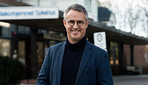 Rektor ved VID vitenskaplige høgskole, Bård Mæland.