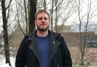 Simen Tjølsen Oftedahl stiller til val i Norsk studentorganisasjon