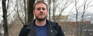 Simen Tjølsen Oftedahl stiller til val i NSO