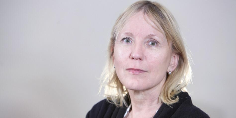 Prorektor ved Universitetet i Bergen, Margareth Hagen. Foto: Melanie Burford