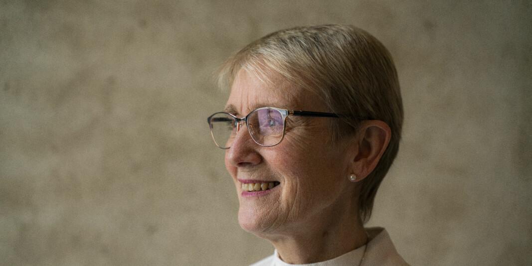 — Jeg har ikke prioritert å være særlig til stede i møtene i Sentral beredskapsledelse, sier Anne Borg.