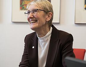 Anne Borg ønsker seg solidaritet og lik tilgang til vaksiner verden rundt.