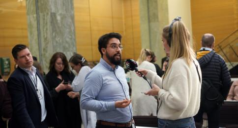 Stiller til gjenvalg i Norsk studentorganisasjon