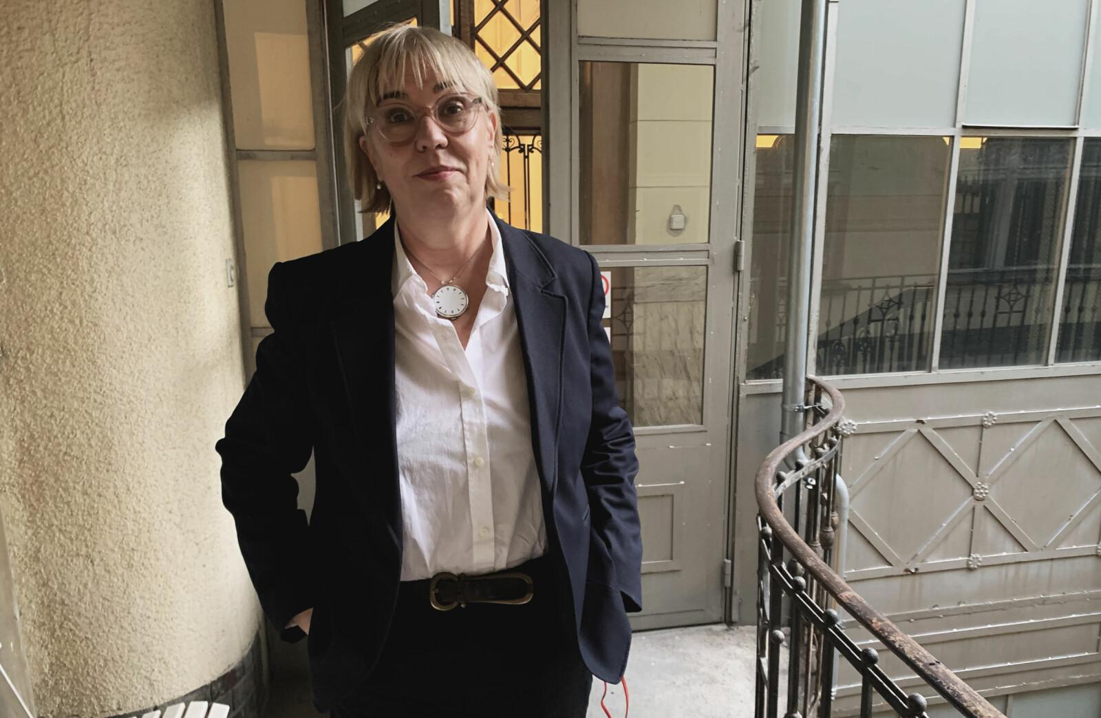 Andrea Pető er optimist til tross for angrepet mot kjønnsstudier i Ungarn.