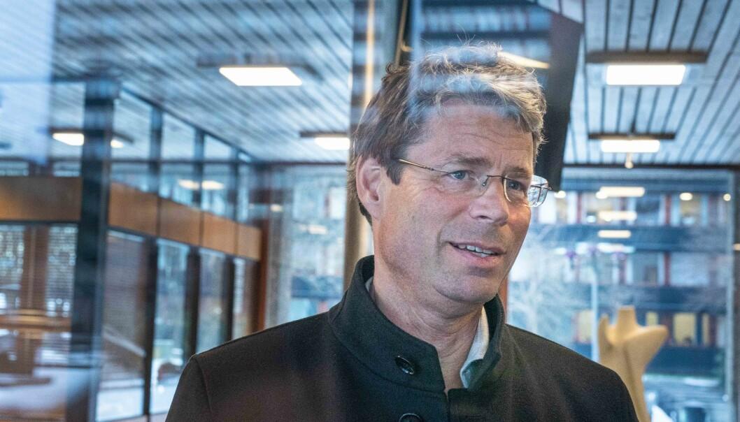 Uten ekstra studieplassser til de krevende språkfagene, var ikke det som sto i Humaniorameldingen mye verd, mener dekan Frode Helland ved Universitetet i Oslo