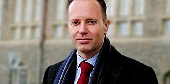 Øyvind Eikrem, førsteamanuensis ved Institutt for sosialt arbeid, NTNU. Foto: Privat