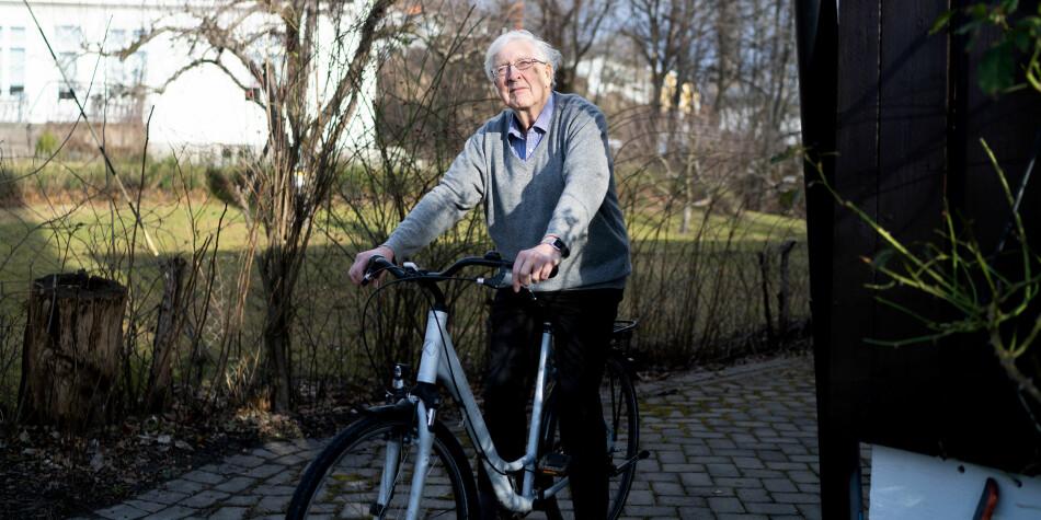 En av de mest produktive norske akademikerne gjennom de siste tiårene, Jon Elster, er tilbake i Norge etter å ha vært professor ved Columbia University de siste 25 årene. Foto: Ketil Blom Haugstulen