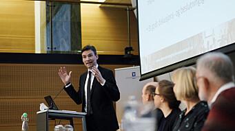 Asheim dropper forslag om ny omstridt leder-modell i akademia