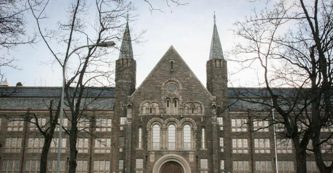Munnbind-påbud på deler av campus i Trondheim