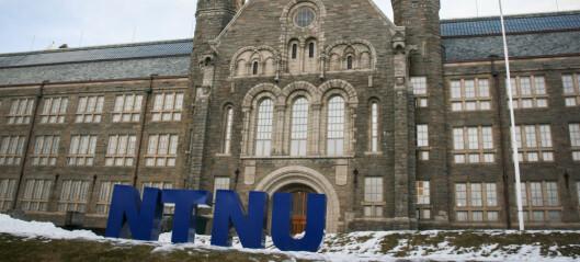 Fyldig saksliste ved NTNU