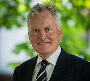 Universitetsdirektør Arne Benjaminsen. Foto: UiO