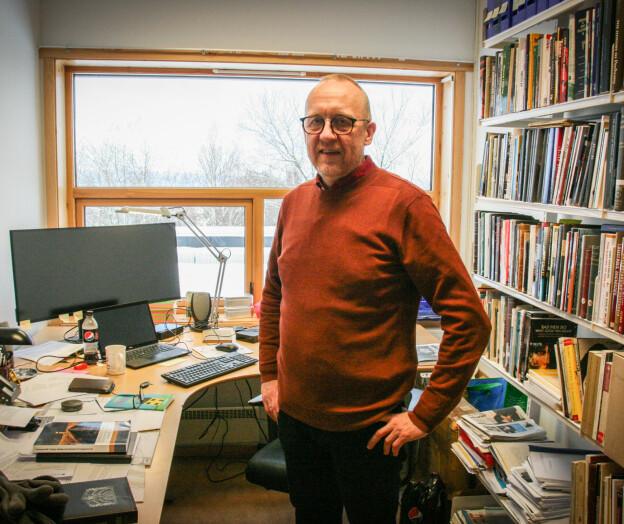 Professor klager inn NTNU for Sivilombudsmannen