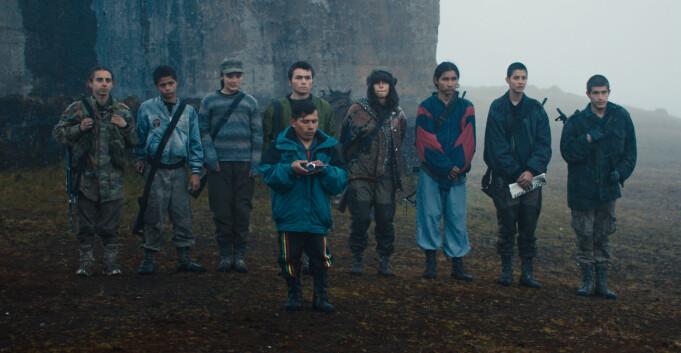 Et betydelig colombiansk filmverk