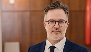Statssekretær Knut Aastad Bråten (V) i Kulturdepartementet. Foto: Ilja C. Hendel/Kulturdepartementet