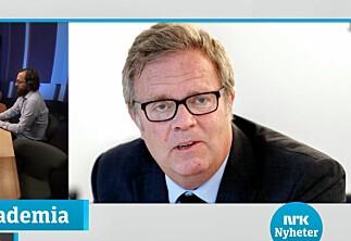 Eikrem-saken tema i Dagsnytt 18:Advokat: — Ikke avgjørende om ytringene er ulovlige eller ikke