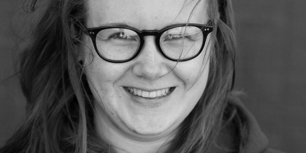 Christina Eide håper hun kan få være studentpolitiker på heltid ett år til. Egne studier vil hun gjennomføre på sikt. Foto: privat