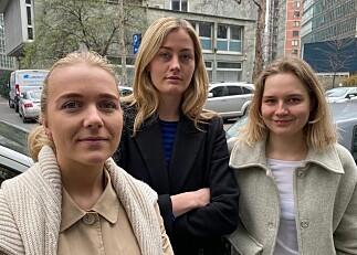 Norske studenter reiser ut av Milano
