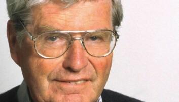 Per Andersen fylte 90 år i januar. Foto: UiO