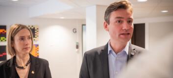 Deler ansvaret for Horisont Europa mellom Forskningsrådet og Innovasjon Norge
