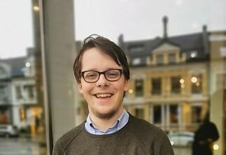 Morten Stene stiller til NSO-valg: «Vi må se hver enkelt student»