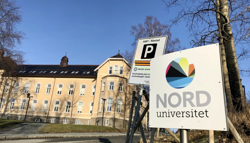 Totalt åtte personer ønsker jobben som studiedirektør ved Nord universitet.