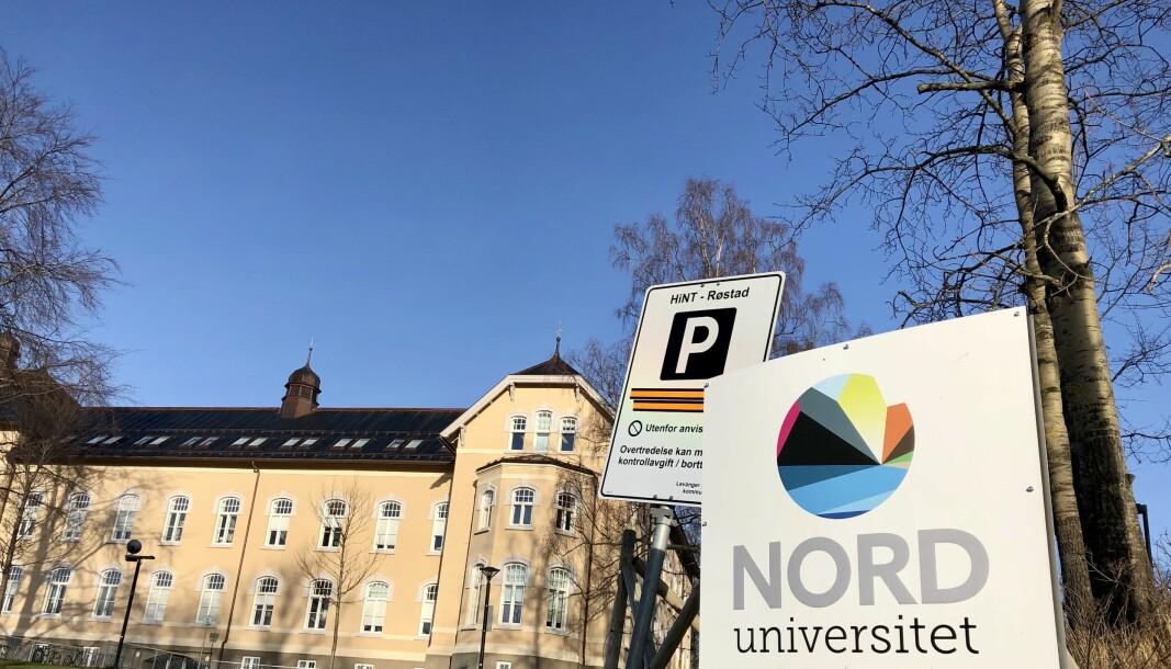 «En forsker har ingen arbeidsdag. Det handler om et liv. Her er det ikke plass for administratorer og bedrevitere som teller og registrerer», skriver kronikkeforfatteren. Bildet er frå Nords campus i Levanger.